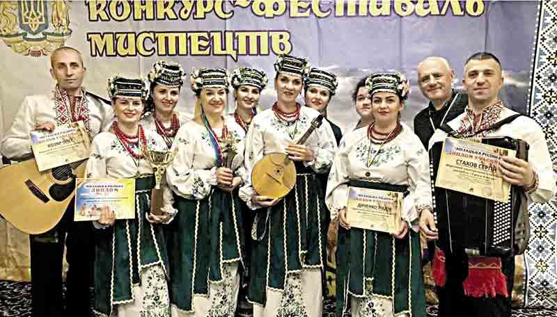 На «Козацькій родині-2020» вінницький аматорський ансамбль здобув перемогу