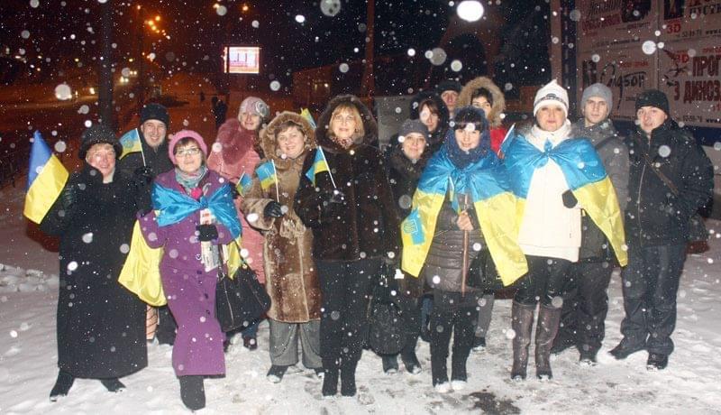 До річниці Майдану