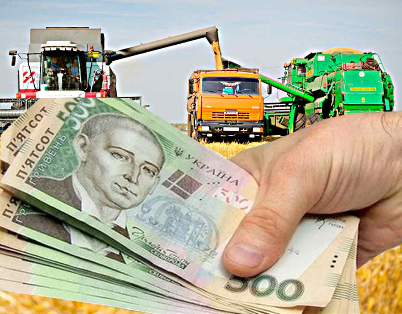 Мільярд гривень «відмили» на Вінниччині на експорті сільгосппродукції