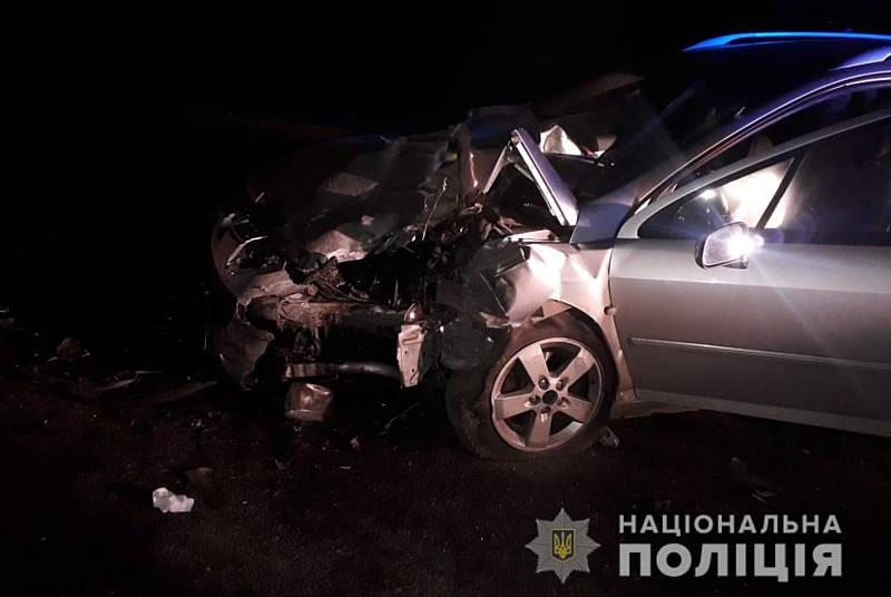 Обставини автотрощі, в якій постраждала пасажирка іномарки, розслідує Вінницька поліція