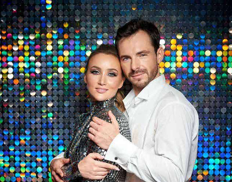 Півфіналіст «Танців із зірками» Сергій Мельник грав за вінницьку «Ниву». Коли буде весілля із Ганною?