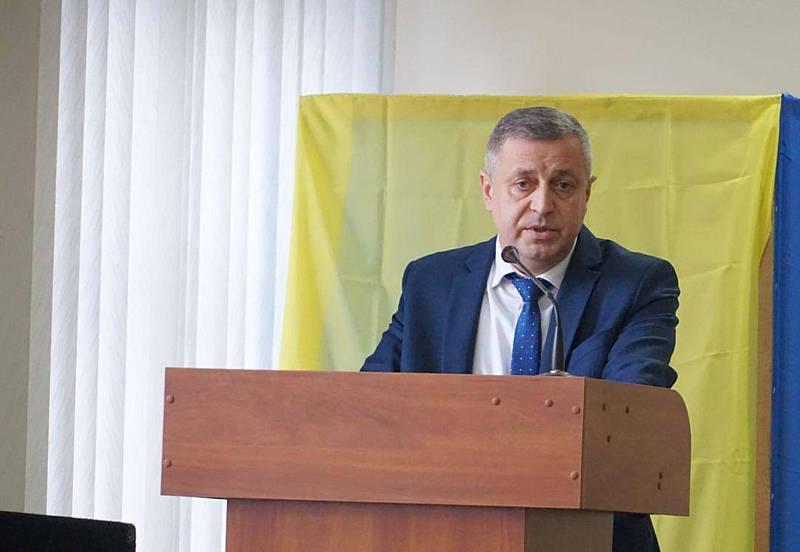 Ігор Шутак очолив Вінницьку районну раду. Григорій Дерун — його заступник