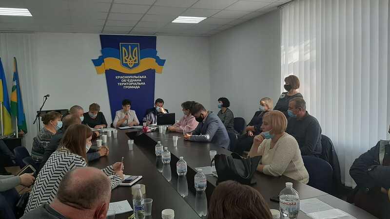 Друга частина першої сесії Краснопільської ОТГ відбудеться в четвер (відео)