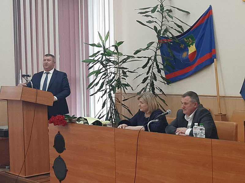 Шаргородська районна лікарня стане опорною – голова обласної ради Соколовий (відео)