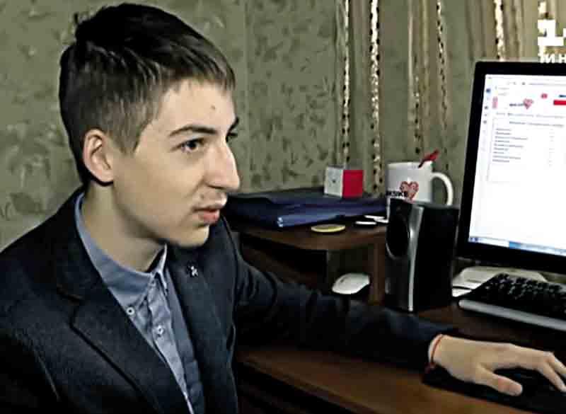 Мрію математичного генія з Вінниччини здійснили небайдужі, зібравши йому кошти на ноутбук