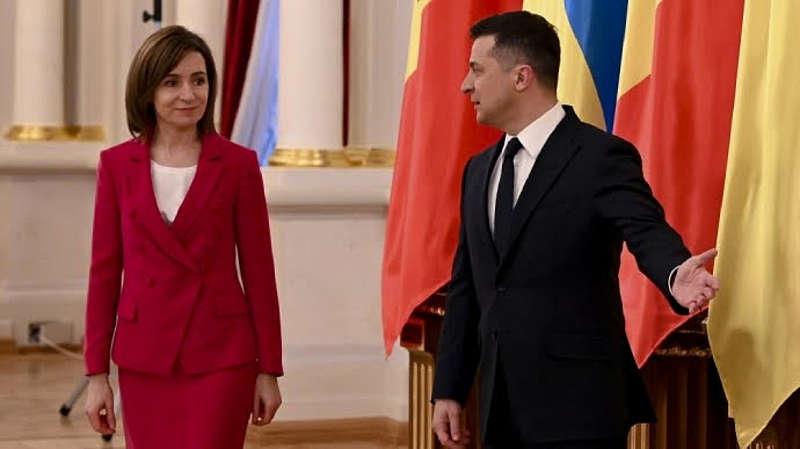 Президент Молдови домовилась із Зеленським про міст через Дністер у Ямполі