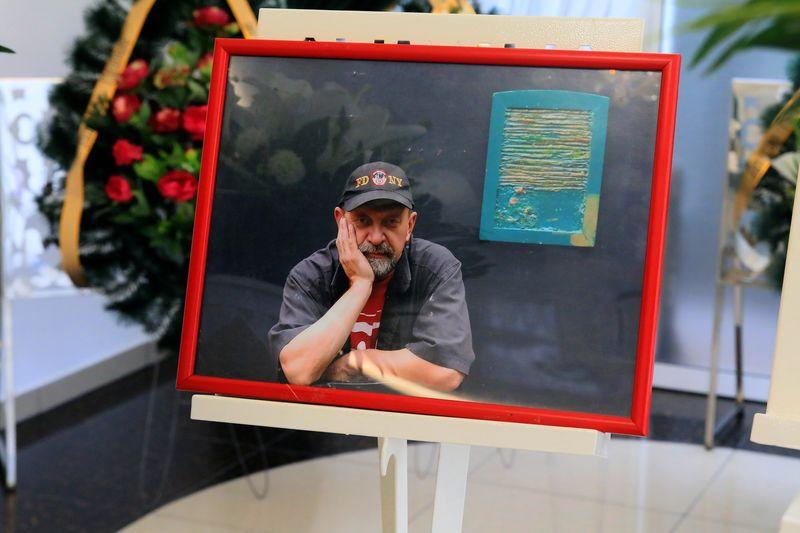 Ковід забрав відомого художника Iгоря Ященка… Сьогодні вся мистецька Вінниччина прощалась із ним (відео)