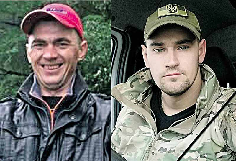У жахливій автотрощі загинули Євген Мельник із Козятинщини та Дмитро Слободянюк із Вінниці