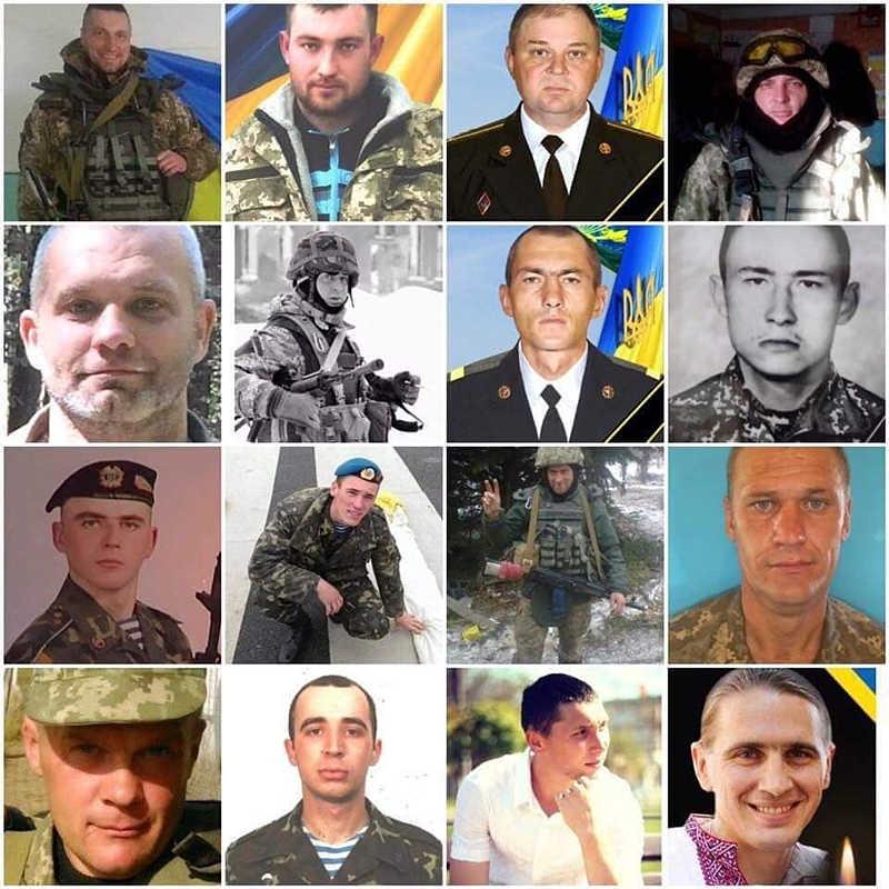 8 кіборгів із Вінниччини загинули під час оборони донецького аеропорту… Пам'ятаємо подвиг кожного Героя! (відео)