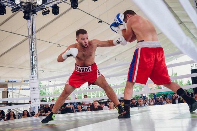 Вінницькі боксери готуються до молодіжного чемпіонату світу