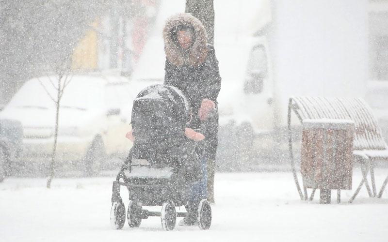 22 буде на Водохреща! А рекордні снігопади вже накрили Вінниччину… (відео)