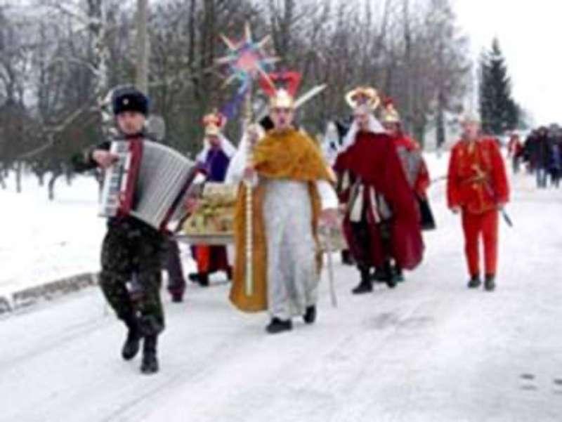 КДБ збирало компромат на тих, хто святкував Різдво та ходив колядувати