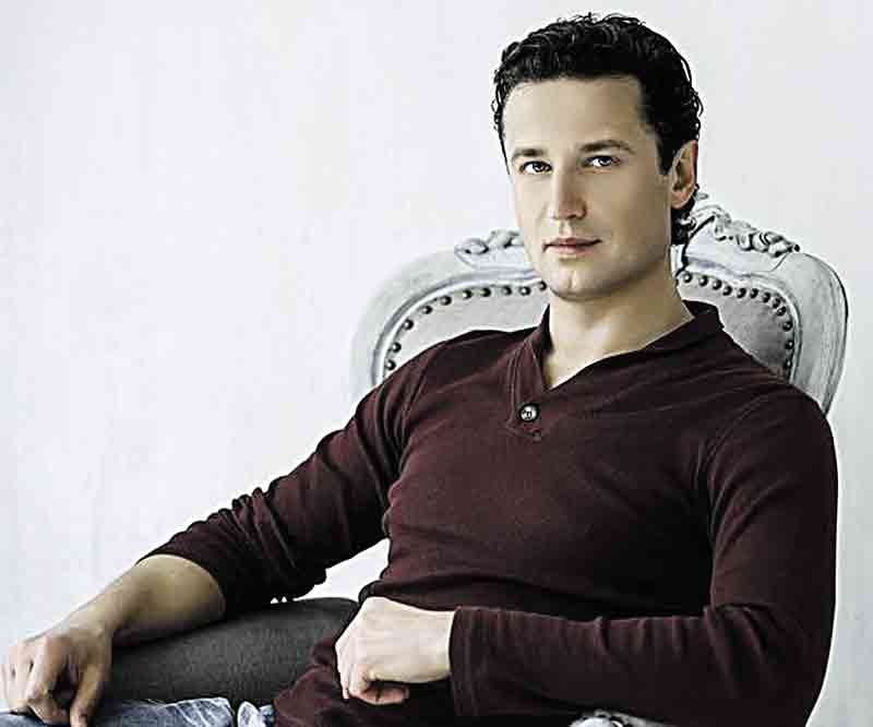 Оперна знаменитість Європи Андрій Богач народився в Могилеві-Подільському на Вінниччині