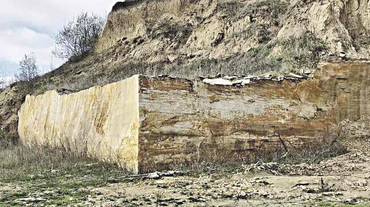 Унікальний туристичний маршрут кам'яними кар'єрами планують на Ямпільщині