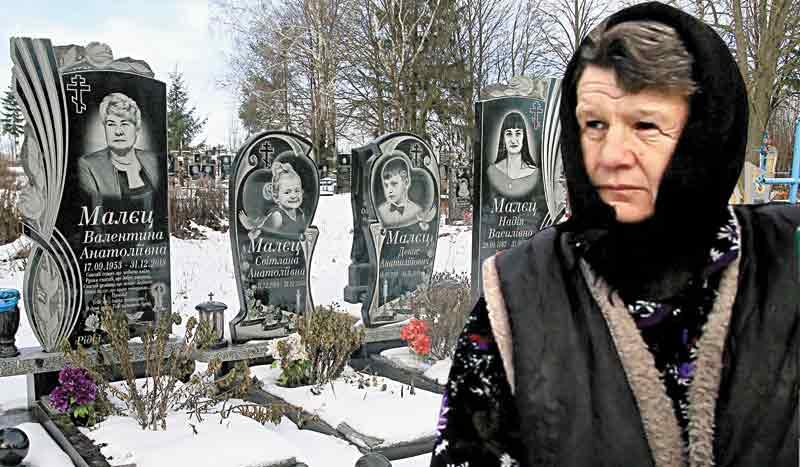 Вперше заговорила Мама вбитої доньки та онуків і свахи у справі айтішника Мальца, найжорстокішого новорічного вбивства на Вінниччині та Україні. Ексклюзивне інтерв'ю (відео)