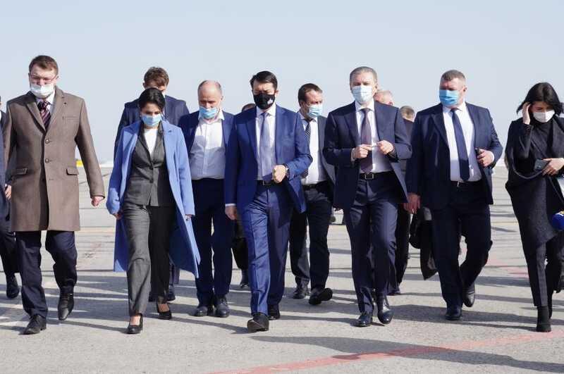 Новини міста: Сергій Моргунов: для реконструкції вінницького аеропорту необхідна державна підтримка