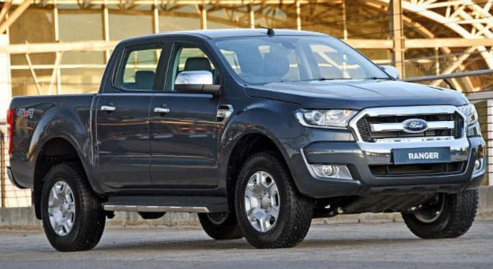 Служба автодоріг Вінницької області купила пікап Ford за 40 тис. доларів