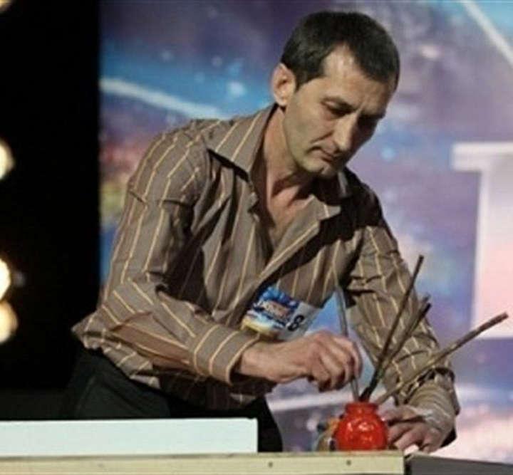 У Вінниці відкрилась виставка робіт Валерія Брезденюка – Героя України із Жмеринки, що загинув на Майдані