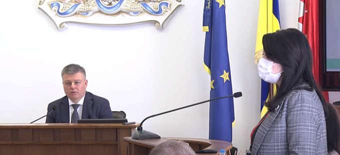 Депутати підтримали рішення про присвоєння імені Олександра Сухомовського ліцею №7