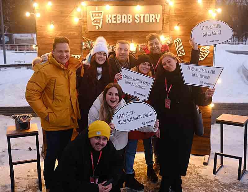 Kebab Story – смачне відкриття на Валентина у Вінниці (відео)