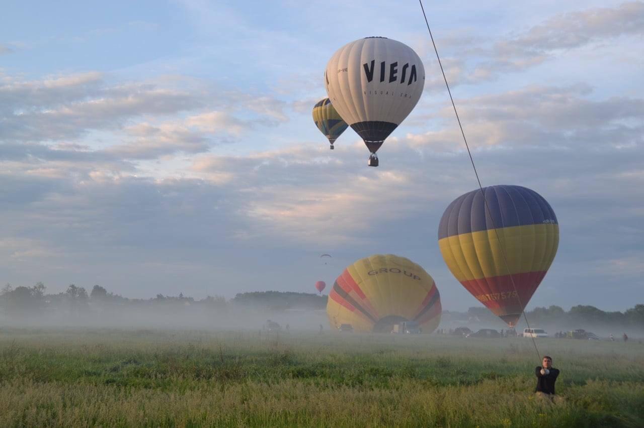 На повітряних кулях планують встановити рекорд України на Вінниччині