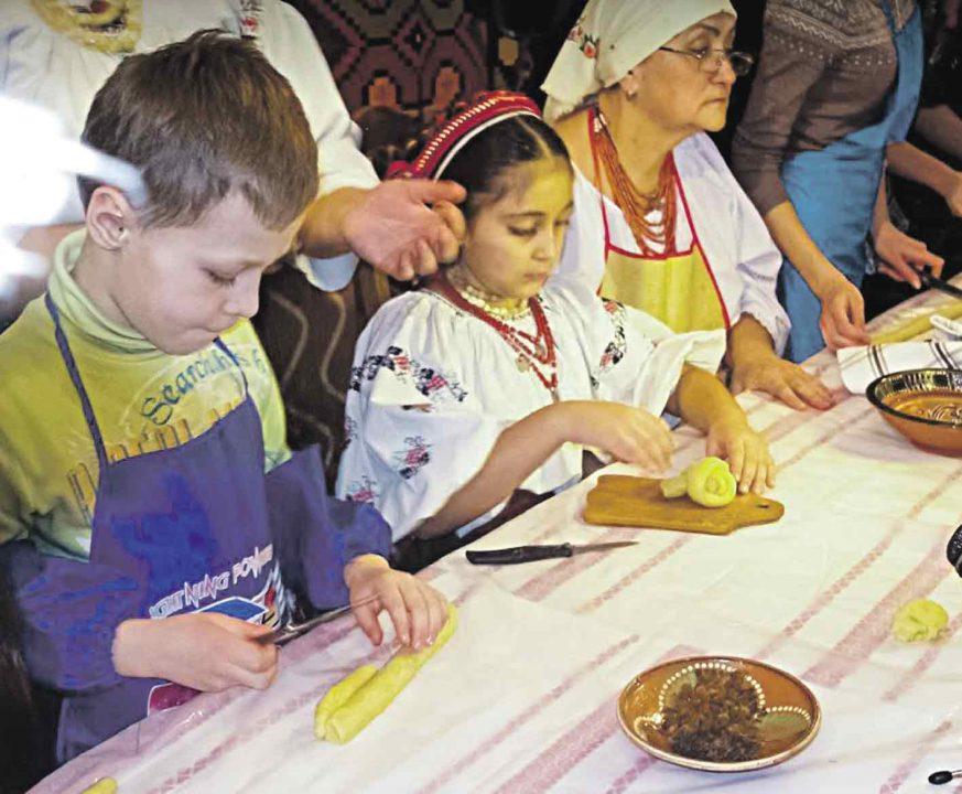 Жайворонків досі випікають на Вінниччині зберігається унікальна традиція