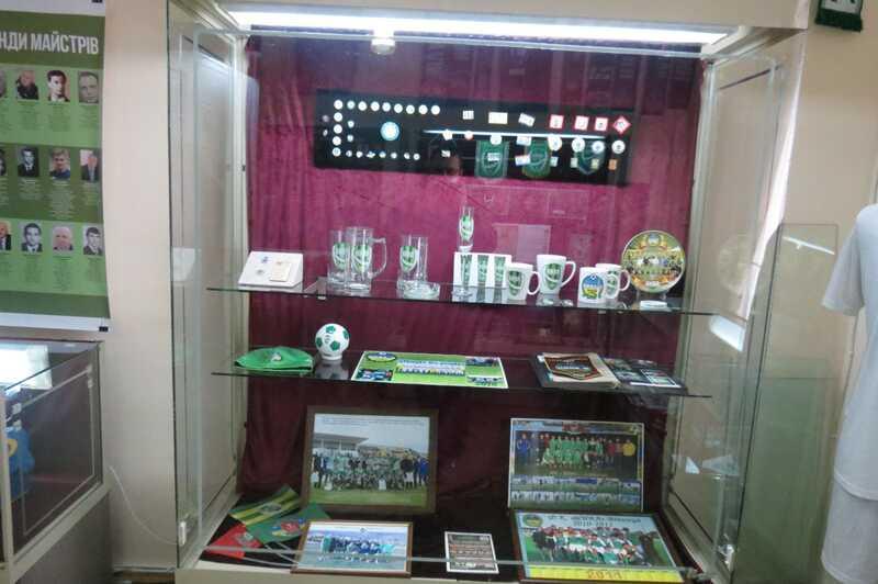 Із нагоди 110-ї річниці вінницького футболу відкрили історичну виставку, яку хочуть перетворити у музей