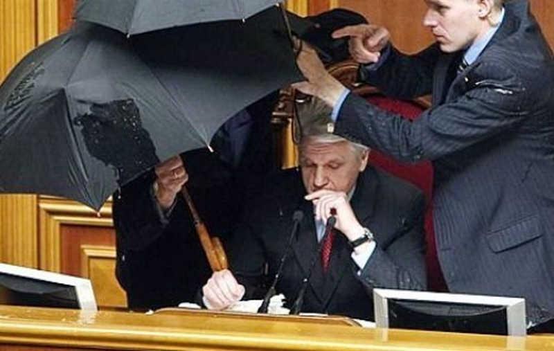 Литвин програв і не став ректором КНУ ім. Т. Шевченка
