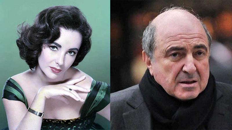 23 березня померли Борис Березовський і Елізабет Тейлор