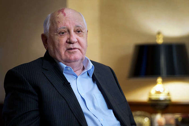 90 років виповнилося першому і останньому президенту СРСР