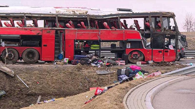 Автобус «Познань-Херсон» потрапив у автокатастрофу у Польщі. У салоні було дві вінничанки – Анна та Женя…