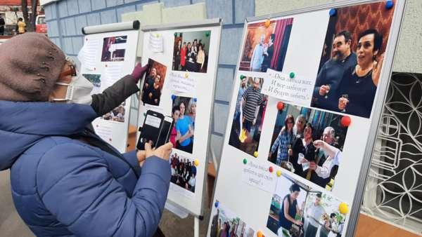 В Виннице тысяча людей пришли простится с учительницей 17-й школы Иветой Воскобойник (Фото и Видео)