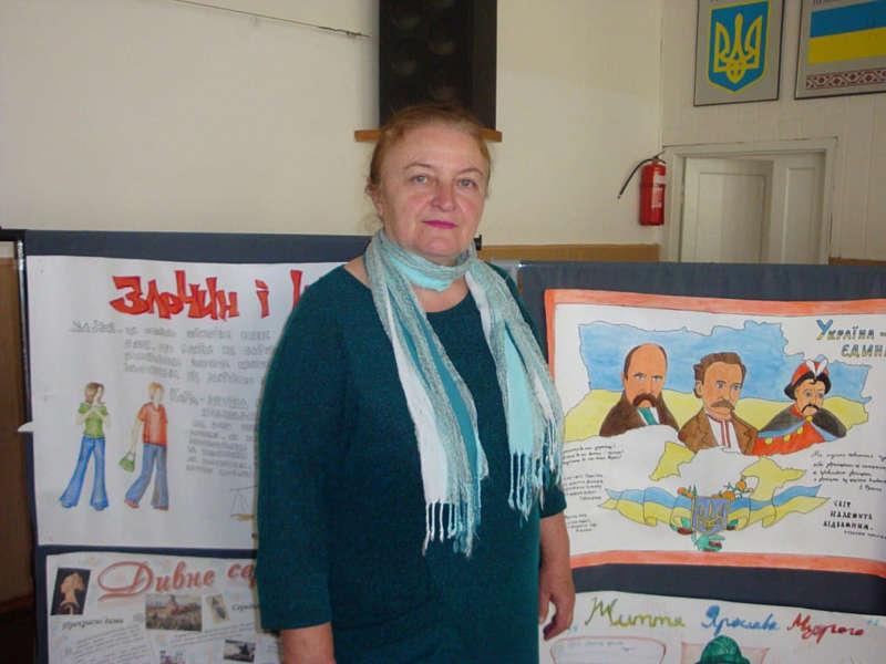 Від ускладнень КОВІДу померла вчителька історії 23-ї гімназії Марія Іванівна Пащук