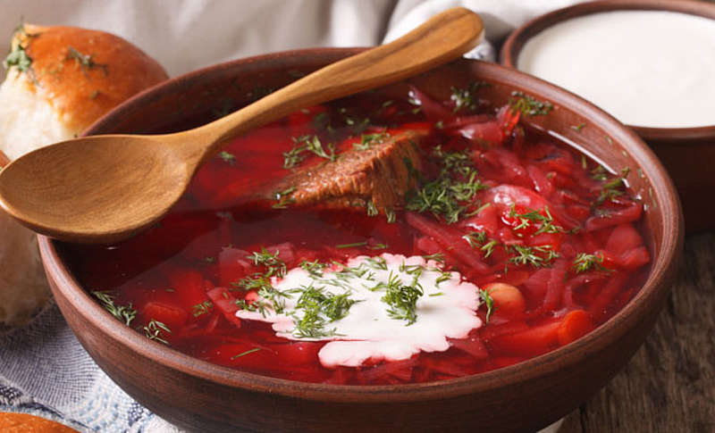 Український борщ потрапив до топ-3 рейтингу СNN найсмачніших супів у світі