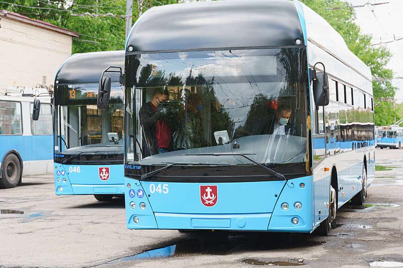 Вінницька транспортна компанія має наміри навесні розпочати виготовлення чергової партії тролейбусів VinLine