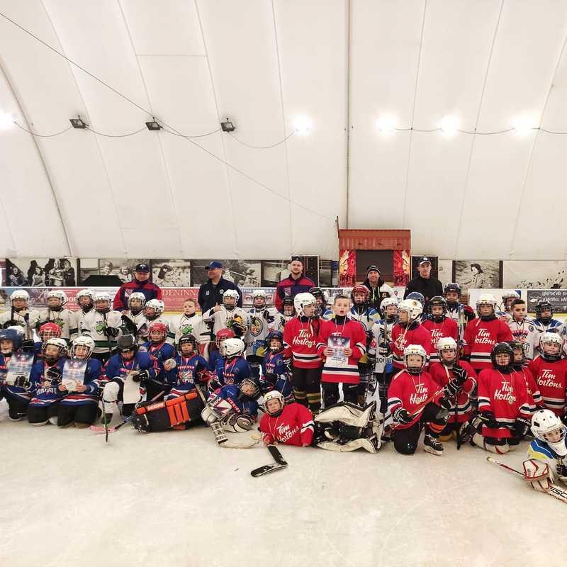 Вінницькі «патріоти» виграли домашній міжобласний турнір, випередивши команди великих хокейних міст