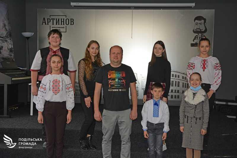 Хто із юних вінничан отримав стипендії від Фонду гурту ТіК та Віктора Бронюка?