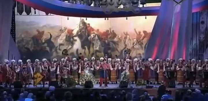 Про крадений Крим і Донбас… от якби так насправді заспівав Кубанський хор в Росії. Він не раз гастролював у Вінниці! (відео)