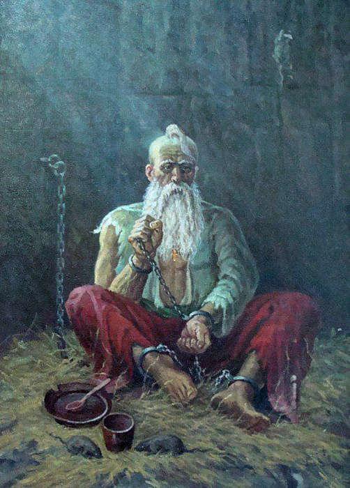 Цього дня на Соловках звільнили останнього кошового отамана Запорізької Січі