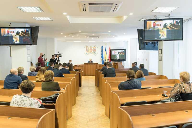 Відбулось 1-ше установче засідання Ради підприємців в новому складі – Сергій Моргунов (відео)