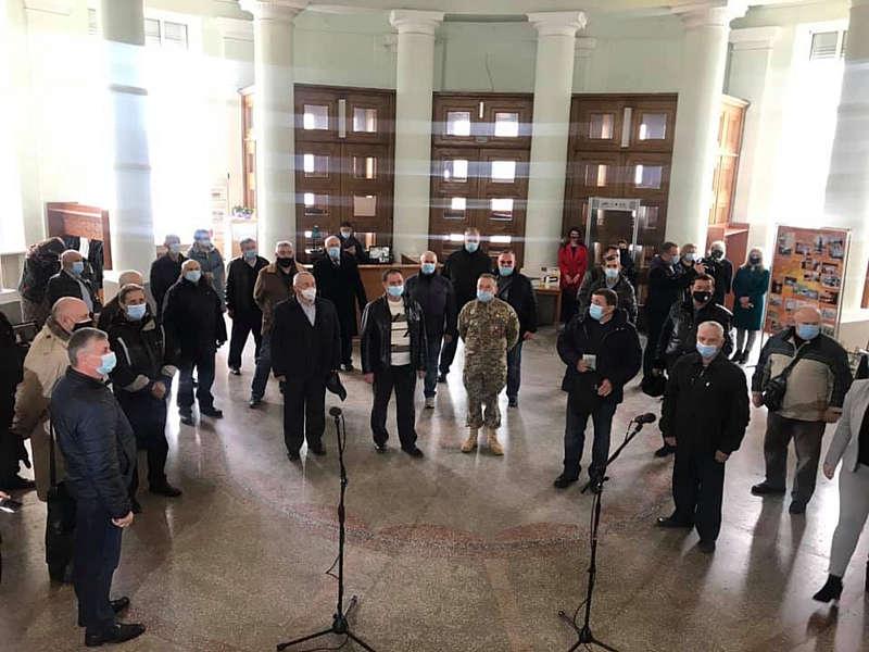 До 35 роковин Чорнобильської катастрофи на Вінниччині стартує обласна естафета пам'яті
