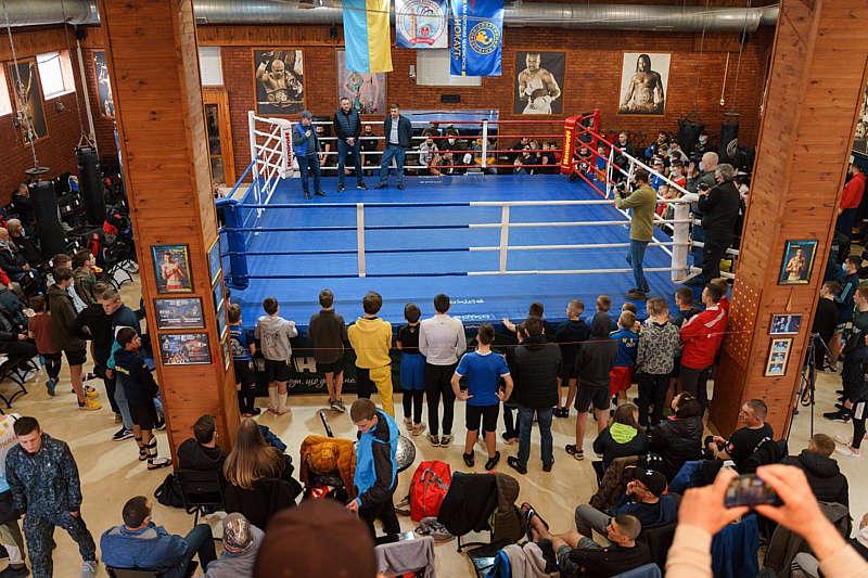 На відкритому чемпіонаті зі змішаних бойових мистецтв визначили збірну Вінниччини