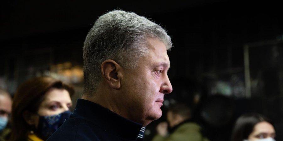 Порошенко запропонував три кроки для деескалації ситуації на Донбасі та вздовж українських кордонів