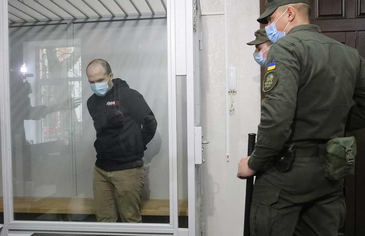 """За вбивство 4 рідних людей Анатолій Малєц отримав """"довічне"""" від суду Вінниці (відео)"""