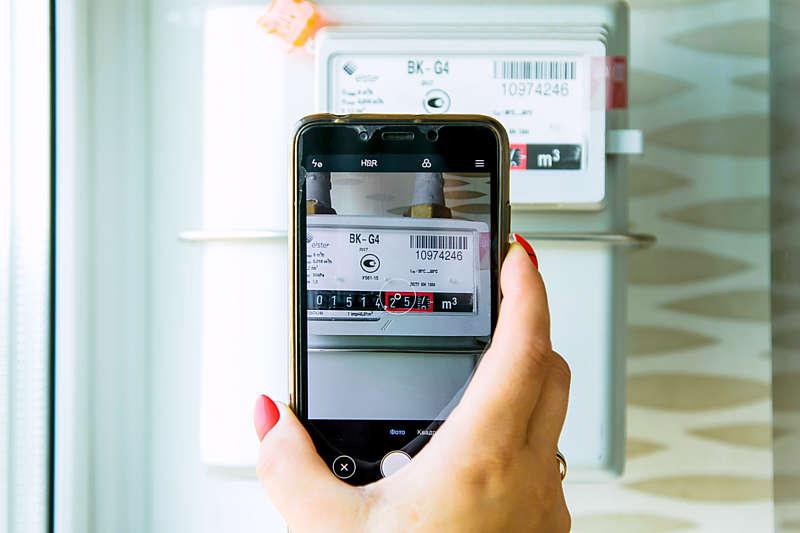 «Вінницягаз» проводить інвентаризацію показань лічильників для приведення у відповідність