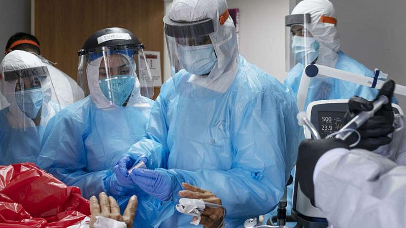 На Вінниччині майже 70000 хворих на коронавірус зареєстровано за весь час пандемії