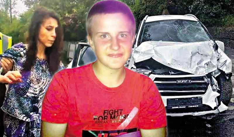 13-річний Андрійко, якого збила п'яна джиперка на П'ятничанах, вийшов із коми… Рідні збирають гроші на складну операцію і титанову пластину (відео)