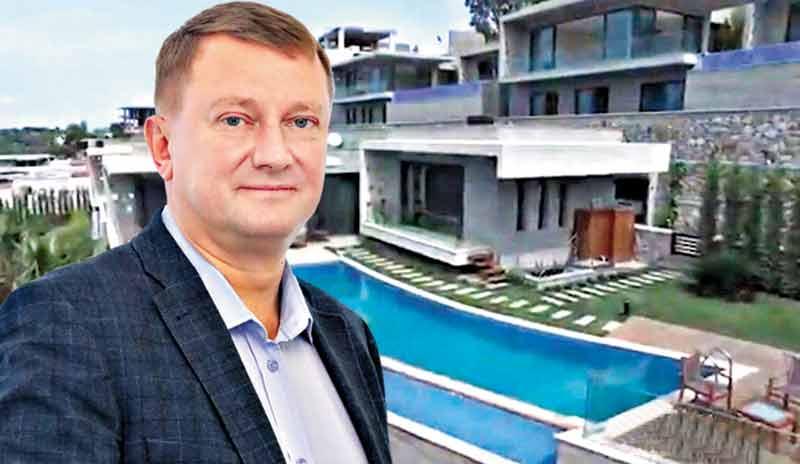"""Ігоря Івасюка """"привітали"""" із купівлею будинку в Іспанії"""