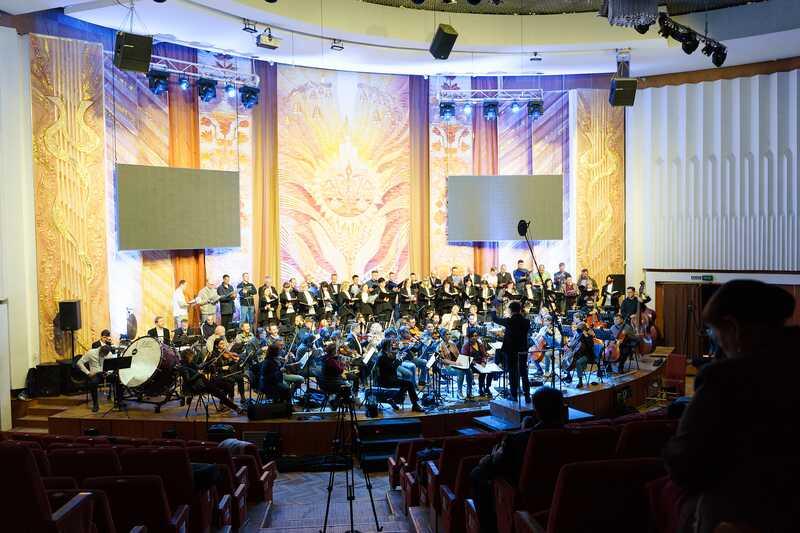 У Вінниці започаткували Міжнародний фестиваль хорового мистецтва на честь Віталія Газінського
