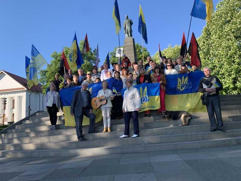 Рухівці Вінниччини на захисті української землі